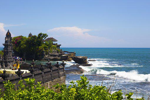 Travel, Water, Sea, Seashore, Outdoors, Bali, Island