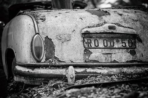 Pkw, Old, Coupè, P70, Ddr, Classic, Old Car, Auto