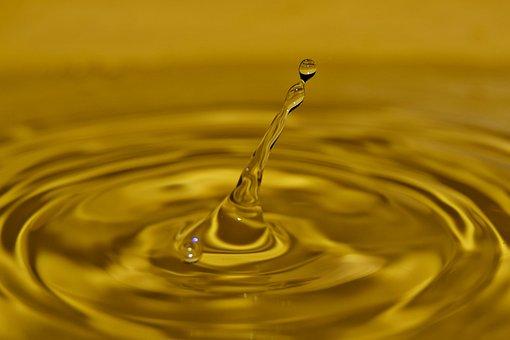 Wave, Ripple, Purity, Pearl, Liquid, Water Molecule