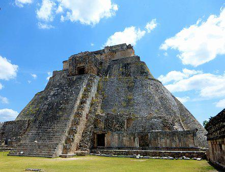 Temple, Mexico Travel, Antique, Architecture, Atzec