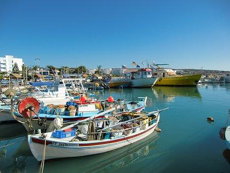 Port, Boot, Sea, Waters, Coast, Yacht, Ship, Pier
