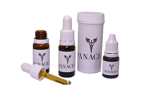Cannabis Oil, Panacea, Alternative Medication
