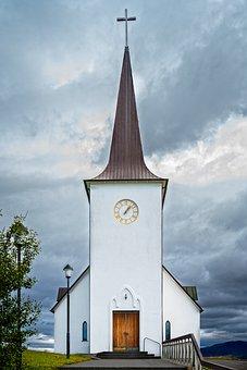 Church, Architecture, Sky, Religion, Cross, Chapel
