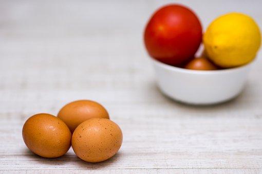 Food, Fruit, Juicy, Fresh Eggs, Fresh Organic Eggs