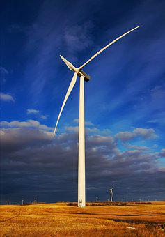 Turbine, Electricity, Windmill, Wind, Generator