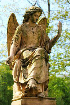 Angel, Statue, Sculpture, Travel, Monument, Art