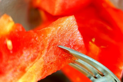 Food, Melon, Watermelon, Nature, Bright, Summer, Wet