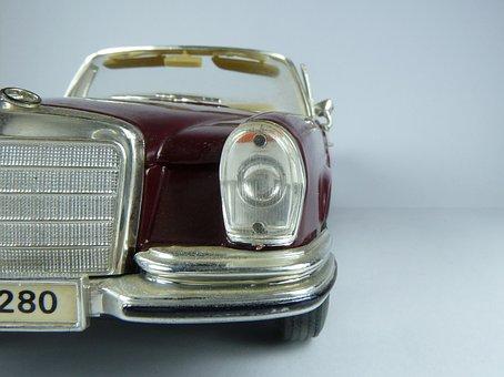 Mercedes, 280 Se, Cabrio, 1967, 280se, Convertible