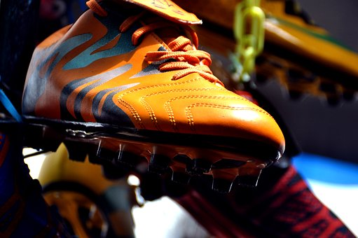 Soccer, Foot Wear, Boot, Sport, Ball, Male, Game