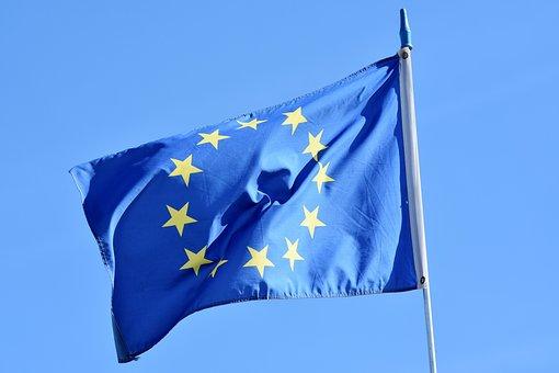 Flag, Europe, Europe Flag, Eu Flag, Star, Eu, Country