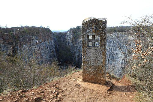 Quarry, Monument, Rock, Czech Republic, Landscape
