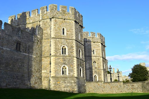 Architecture, Editorial, Windsor, Uk, Castle, Fortress