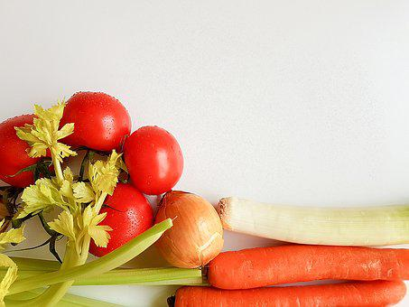 Food, Vegetables, Healthy, Tomatoes, Health, Succulent