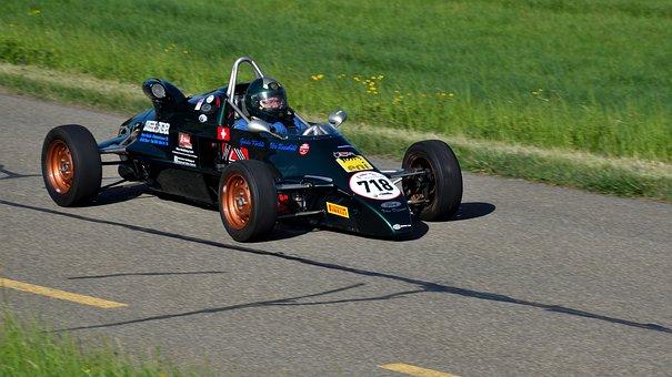 Motorsport, Van Diemen Formula Ford, Hillclimb