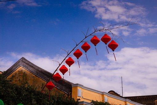 The Ancient Town, Hoi An, Festival, The Lantern