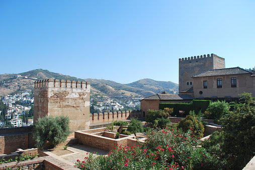 Architecture, Travel, House, City, Town, Granada