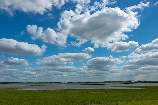 Panoramic, Nature, The Dome Of The Sky, Landscape