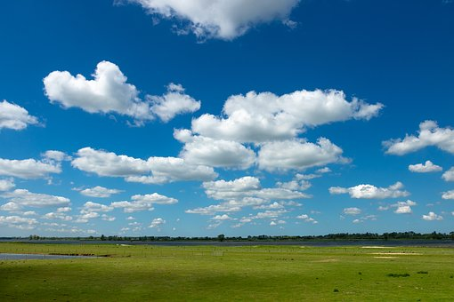 Nature, Panoramic, Landscape, The Dome Of The Sky