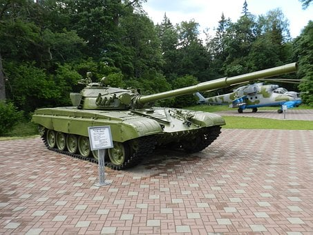 War, Military, Cannon, Army, Gun, Tank, Battle, Nature
