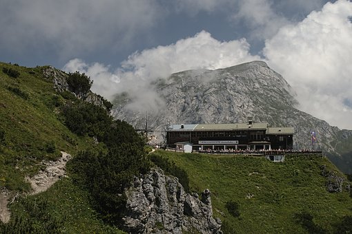 Mountain, Travel, Nature, Landscape, Panoramic, Germany