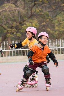 Helmet, People, Pleasure, Child, Leisure, Pastime