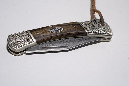 Knife, Equipment, Pocket Knife, Cut