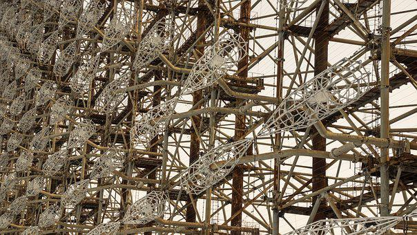 Duga, Radar, Chernobyl, Pripyat, Duga Complex, Defense