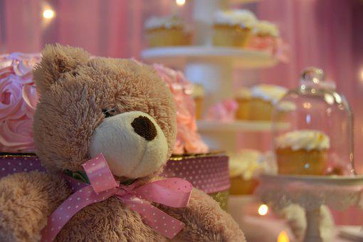 Desktop, Teddy Bear, Relaxation, Baby Shower, Bear