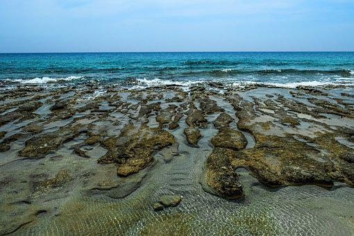 Water, Seashore, Sea, Beach, Nature, Rocky Coast