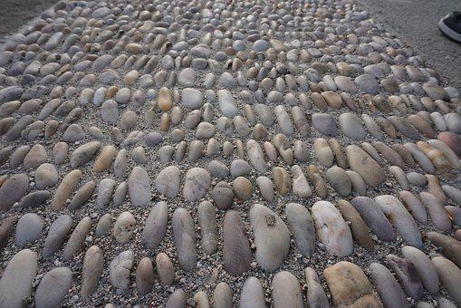 Desktop, Nature, Stone, Sea, Seashore, Pattern, Rock