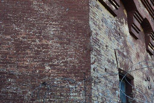 Old, Wall, Brick, Stone, Architecture