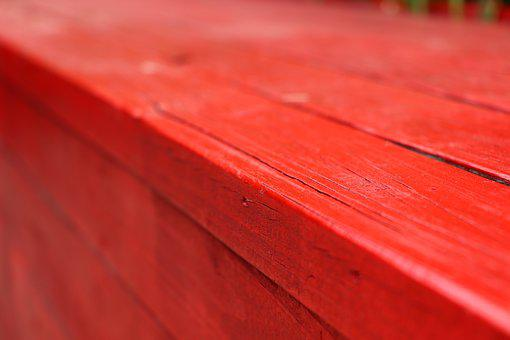 Texture, Red, Wood, Structure, Railing