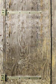 Wooden Door, Joiner Plate, Veneered, Wood Based Panel