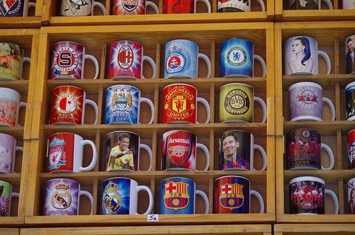 Mugs, Souvenir, Action, Sale
