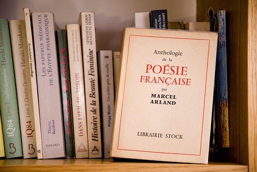 Literature, Bookcase, Library, Poetry, Wisdom, Book