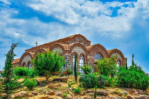 Church, Architecture, Travel, Building, Monastery
