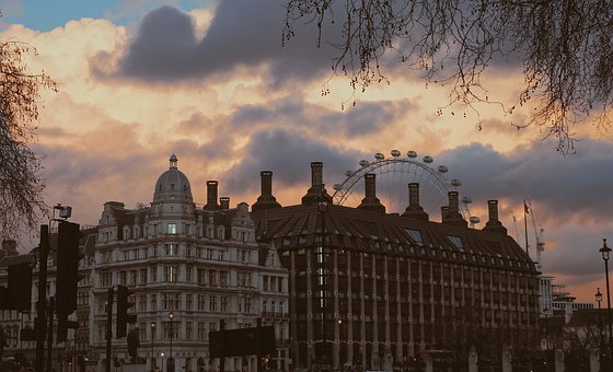Architecture, City, Travel, Panoramic, Outdoors