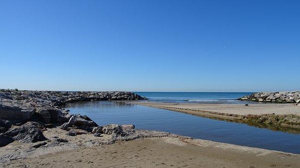 Body Of Water, Sea, Beach, Nature