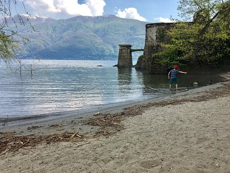 Waters, Sea, Nature, Travel