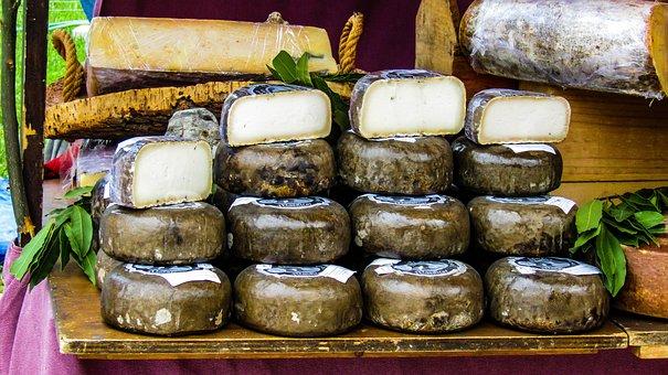 Sheep Cheese, Goat Cheese, Cheese, Manchego Cheese