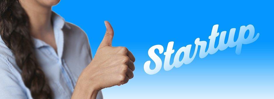 Startup, Start Up, Thumb, Like, Growth Hacking, Market