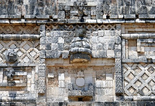Architecture, Mexico, At The Age Of, Pierre, Wall