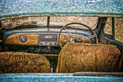 Pkw, Auto, Old Car, Oldtimer, Vehicle, Old, Automotive