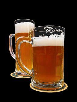 Drink, Beer, Beer Glass, Alcohol, Refreshment, Thirst