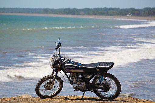 Bike, Motorbike, Dirt, Dirt Bike, Motorcycle, Antique