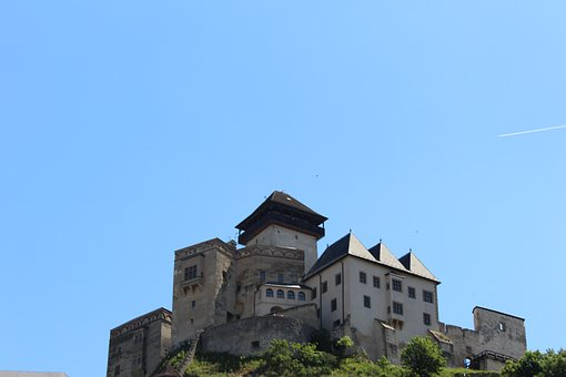 Architecture, Old, Travel, Castle, Sky, Fortress