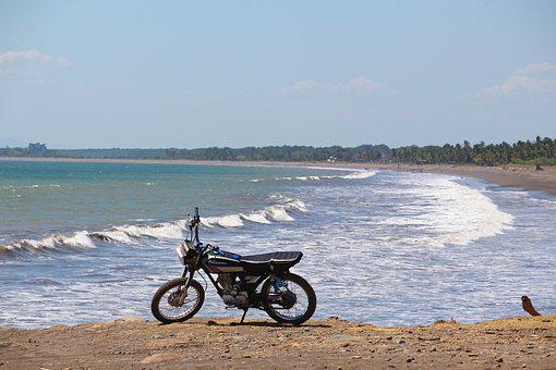 Costa Rica, Bike, Motorbike, Dirt, Dirt Bike