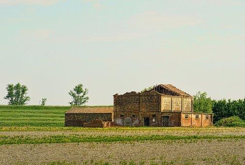 Agriculture, Farm, Ruin, Barn, Home, Rural, Rustic