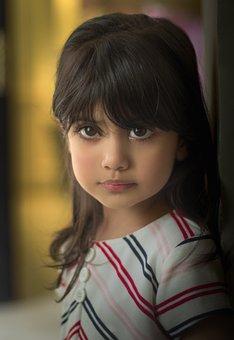 Fashion, Portrait, Beautiful, Girl, Face, Style, Cute