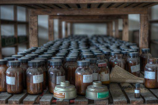 Barrel, Wood, Indoors, Container, Poison, Abandoned